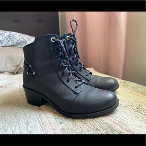 Teva Foxy Lace-Up Boots